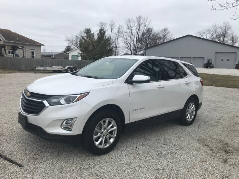 2019 Chevrolet Equinox for sale at Robin's Truck Sales in Gifford IL