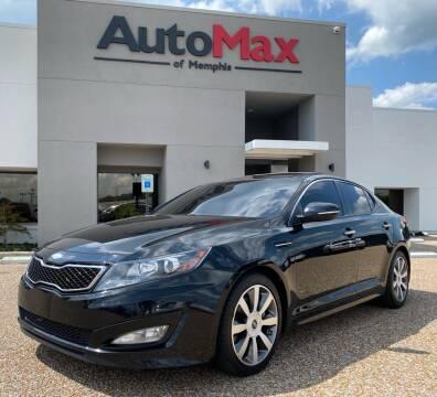 2013 Kia Optima for sale at AutoMax of Memphis in Memphis TN