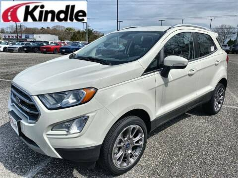 2021 Ford EcoSport for sale at Kindle Auto Plaza in Middle Township NJ