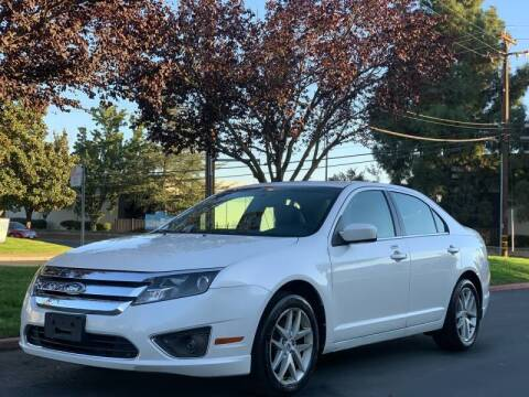 2010 Ford Fusion for sale at AutoAffari LLC in Sacramento CA