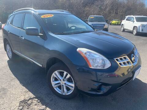 2012 Nissan Rogue for sale at Bob Karl's Sales & Service in Troy NY