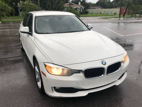 2015 BMW 3 Series for sale at Consumer Auto Credit in Tampa FL