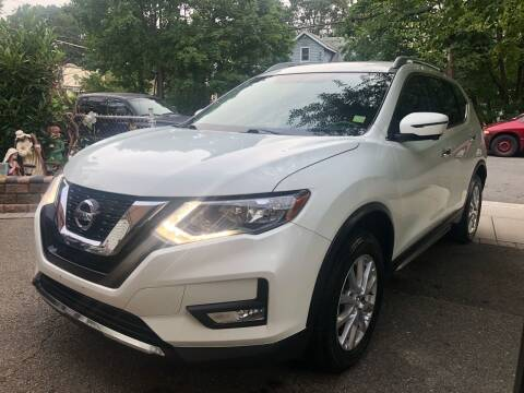 2017 Nissan Rogue for sale at OFIER AUTO SALES in Freeport NY