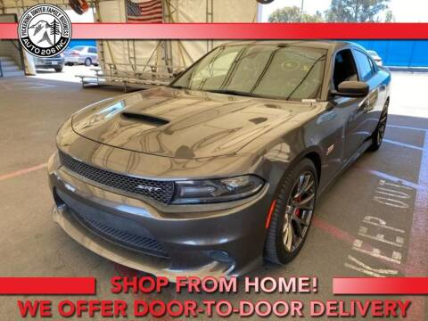 2016 Dodge Charger for sale at Auto 206, Inc. in Kent WA