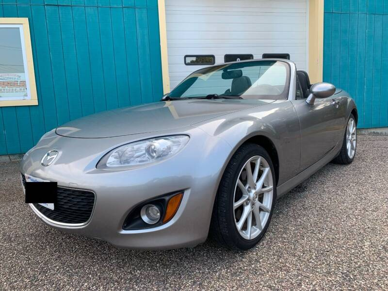 2010 Mazda MX-5 Miata for sale at Mutual Motors in Hyannis MA