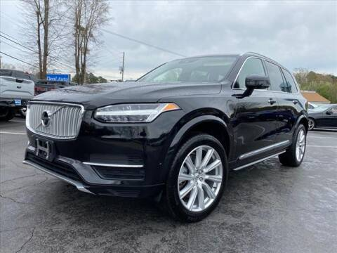 2016 Volvo XC90 for sale at iDeal Auto in Raleigh NC