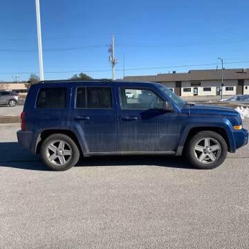 2010 Jeep Patriot for sale at Bellevue Motors in Bellevue NE