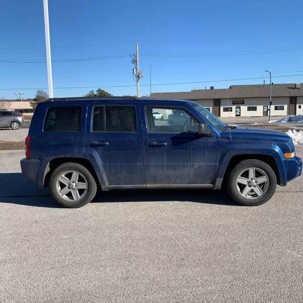 2010 Jeep Patriot for sale at Bellevue Motors in Bellevue NE