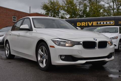 2014 BMW 3 Series for sale at DRIVE TREND in Cleveland OH