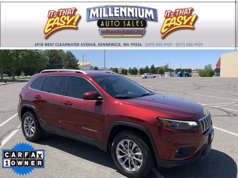 2019 Jeep Cherokee for sale at Millennium Auto Sales in Kennewick WA