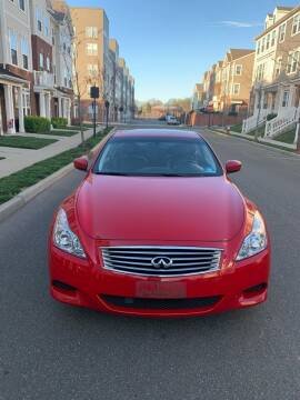 2009 Infiniti G37 Coupe for sale at Pak1 Trading LLC in South Hackensack NJ