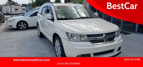 2011 Dodge Journey for sale at BestCar in Kissimmee FL