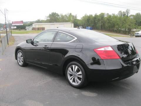 2009 Honda Accord for sale at Catawba Valley Motors in Hickory NC