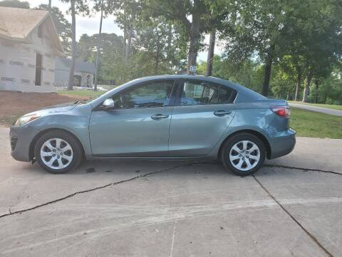 2012 Mazda MAZDA3 for sale at Benz auto sales in Willis TX