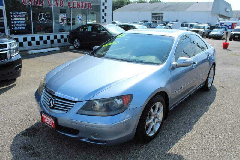2005 Acura RL for sale at Auto Headquarters in Lakewood NJ