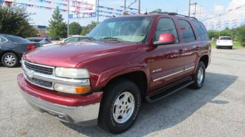 2003 Chevrolet Tahoe for sale at Minden Autoplex in Minden LA