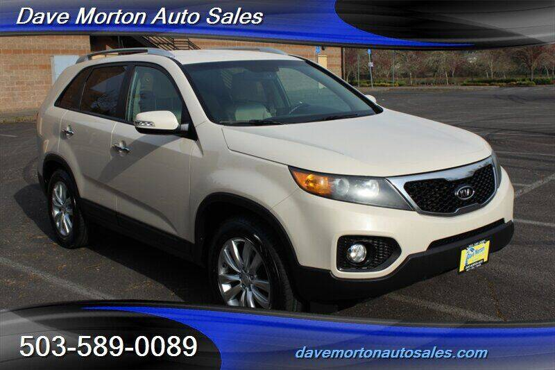 2011 Kia Sorento for sale at Dave Morton Auto Sales in Salem OR