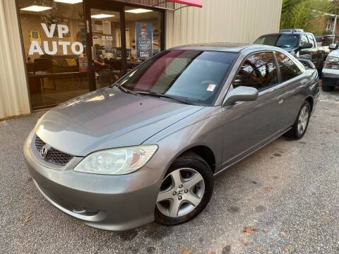 2004 Honda Civic for sale at VP Auto in Greenville SC