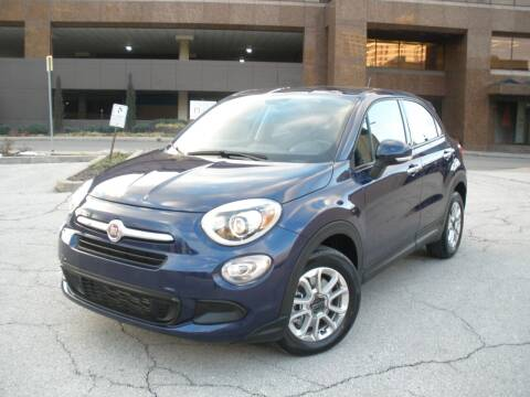 2017 FIAT 500X for sale at Autobahn Motors USA in Kansas City MO