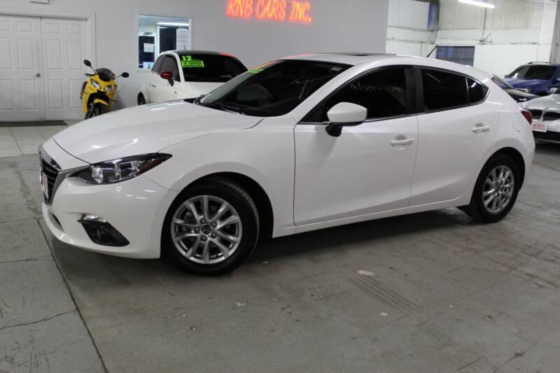 2016 Mazda MAZDA3 for sale at R n B Cars Inc. in Denver CO