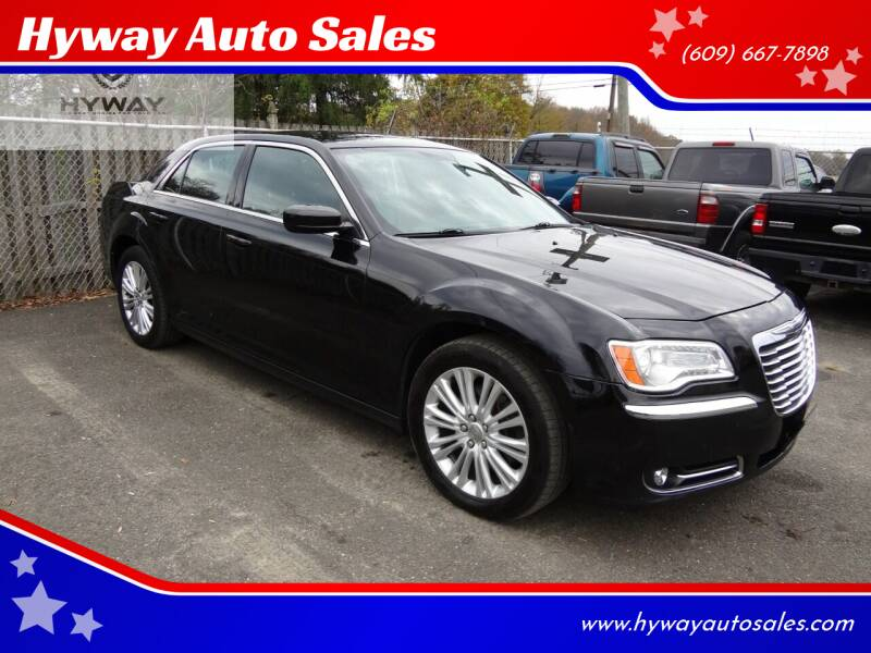 2014 Chrysler 300 for sale at Hyway Auto Sales in Lumberton NJ