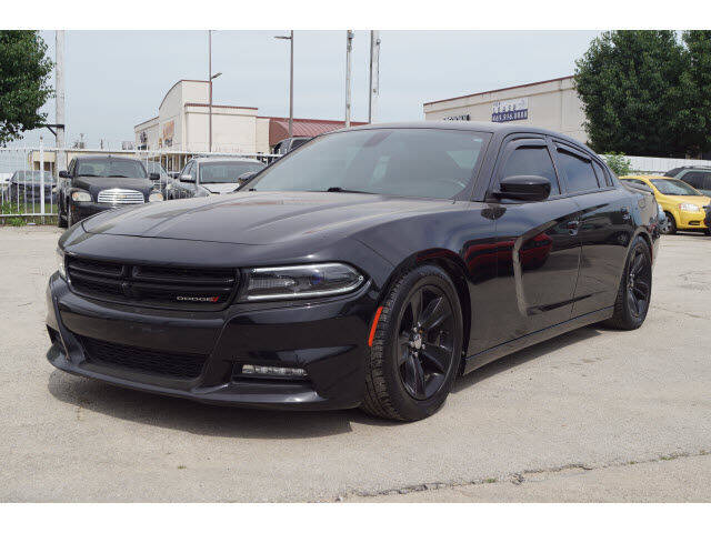2017 Dodge Charger for sale at Watson Auto Group in Fort Worth TX