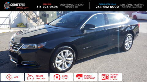 2020 Chevrolet Impala for sale at Quattro Motors 2 - 1 in Redford MI