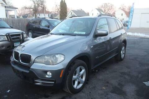 2007 BMW X5 for sale at Rochester Auto Mall in Rochester MN