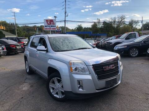 2011 GMC Terrain for sale at KB Auto Mall LLC in Akron OH