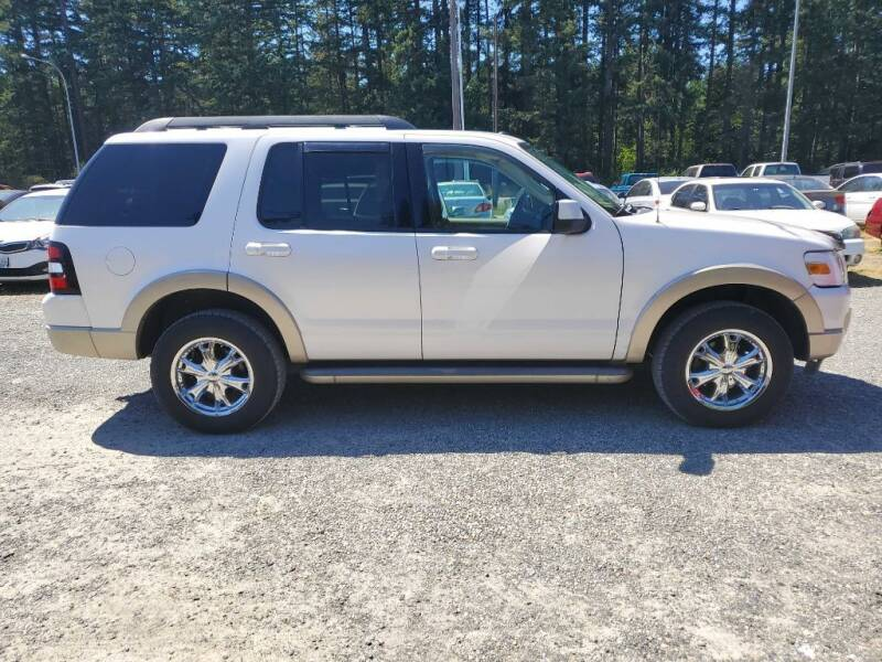 2010 Ford Explorer for sale at WILSON MOTORS in Spanaway WA