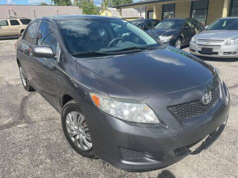 2010 Toyota Corolla for sale at speedy auto sales in Indianapolis IN