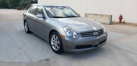 2006 Infiniti G35 for sale at Auto Choice in Belton MO