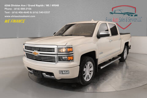 2015 Chevrolet Silverado 1500 for sale at Elvis Auto Sales LLC in Grand Rapids MI