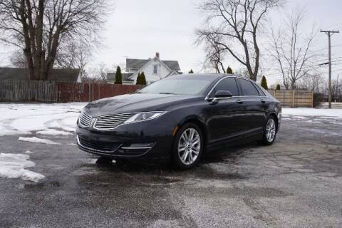 2014 Lincoln MKZ Hybrid for sale at O T AUTO SALES in Chicago Heights IL