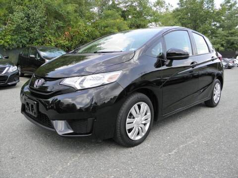 2017 Honda Fit for sale at Dream Auto Group in Dumfries VA