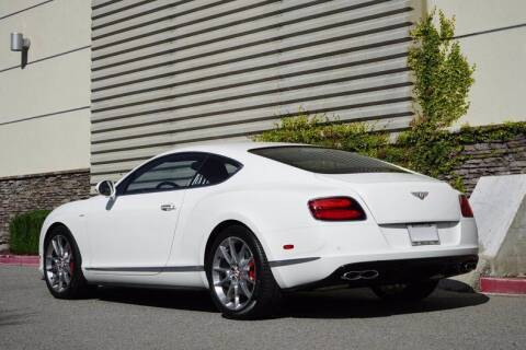 2014 Bentley Continental
