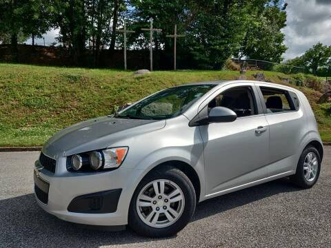 2014 Chevrolet Sonic for sale at Auto Titan in Knoxville TN