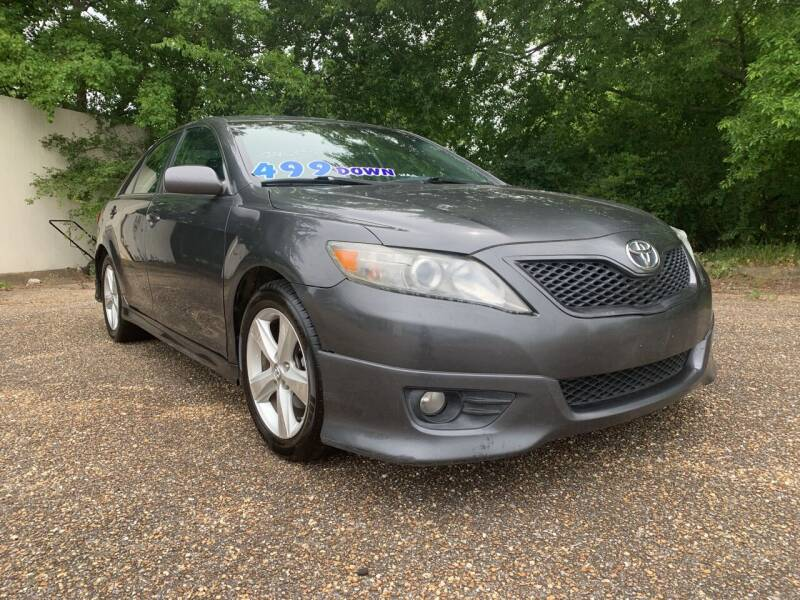 2010 Toyota Camry for sale at DRIVE ZONE AUTOS in Montgomery AL