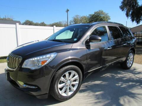 2016 Buick Enclave for sale at D & R Auto Brokers in Ridgeland SC