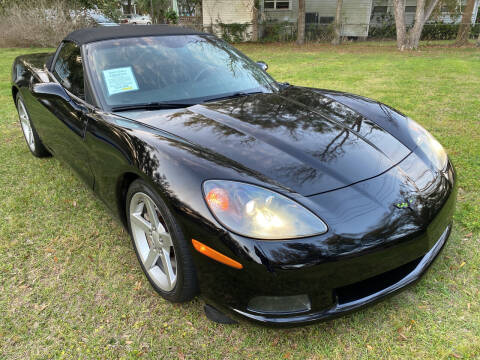 2007 Chevrolet Corvette for sale at GOLD COAST IMPORT OUTLET in St Simons GA