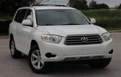 2009 Toyota Highlander for sale at Big O Auto LLC in Omaha NE