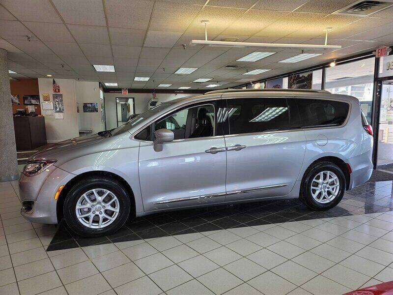 2020 Chrysler Pacifica