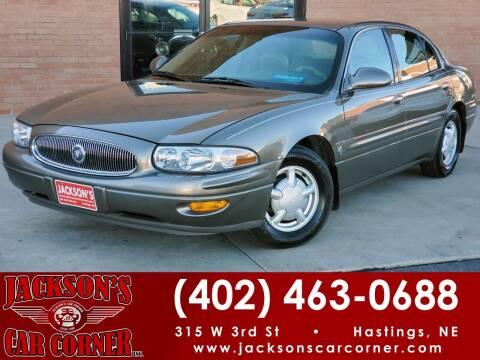 2000 Buick LeSabre for sale at Jacksons Car Corner Inc in Hastings NE