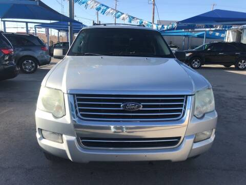 2010 Ford Explorer for sale at Autos Montes in Socorro TX