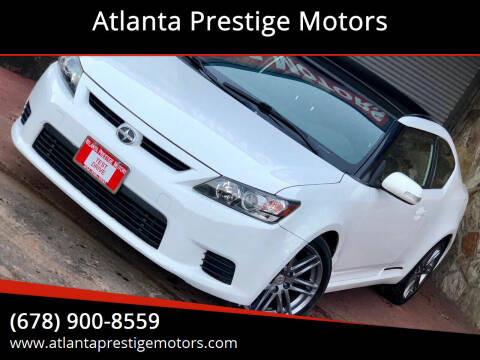 2011 Scion tC for sale at Atlanta Prestige Motors in Decatur GA