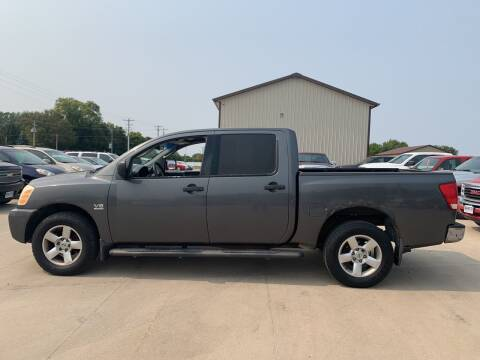2004 Nissan Titan for sale at Dakota Auto Inc. in Dakota City NE
