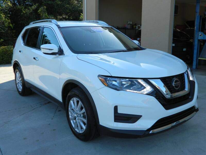 2020 Nissan Rogue for sale at Jeff's Auto Sales & Service in Port Charlotte FL