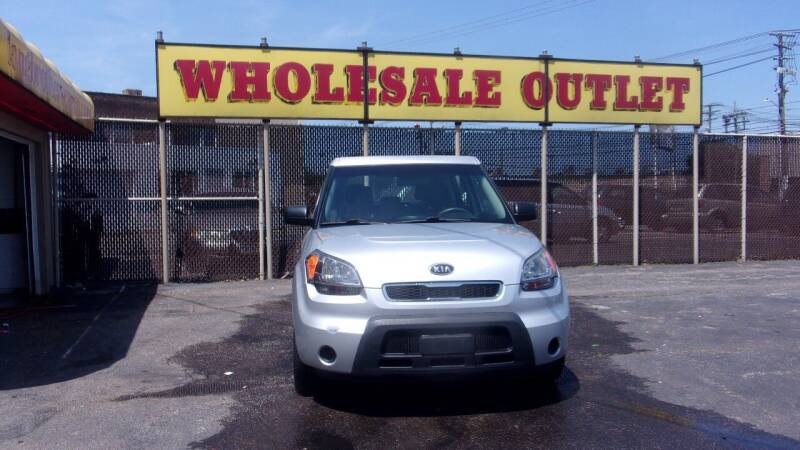 2011 Kia Soul for sale at LONG BROTHERS CAR COMPANY in Cleveland OH
