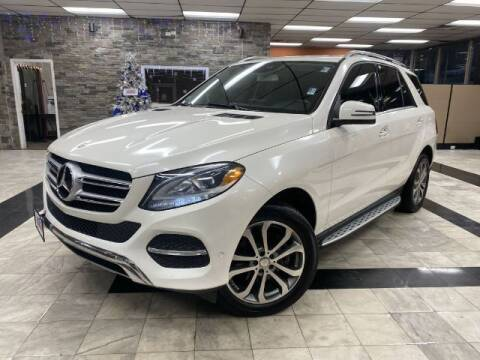 2016 Mercedes-Benz GLE for sale at Sonias Auto Sales in Worcester MA