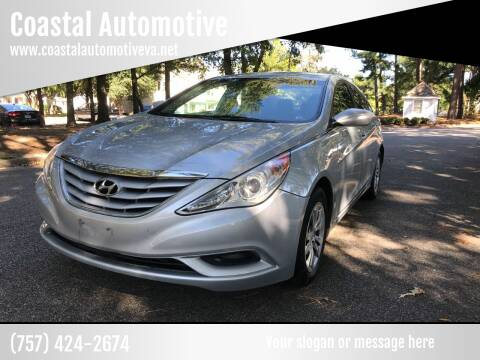 2011 Hyundai Sonata for sale at Coastal Automotive in Virginia Beach VA